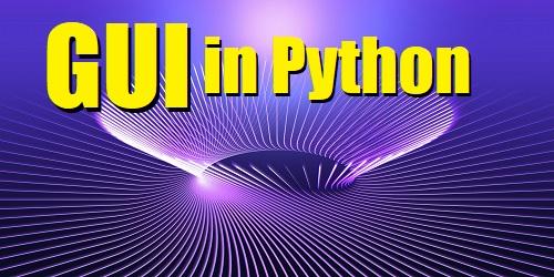 Graphics Programming in Python